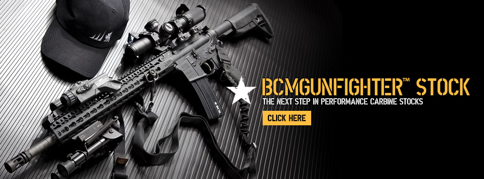 BCMGunfighter Stock.