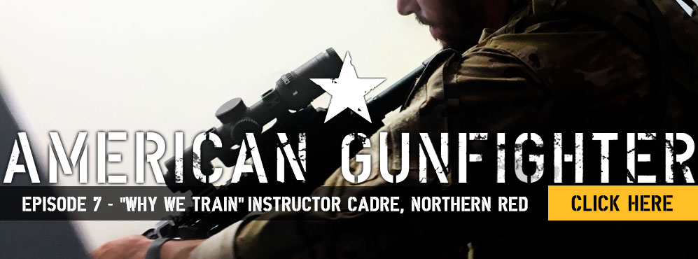American Gunfighter - Northern Red.