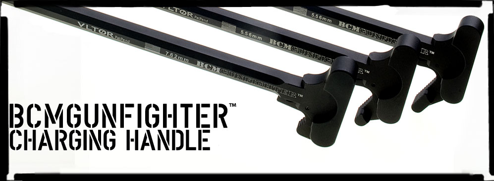 BMCGunfighter™ Mod 4 Charging Handle.