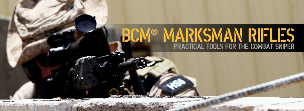 BCM® Rifles. Click to play.