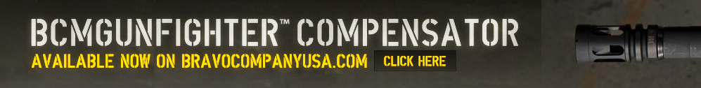 Click here to purchase a BCMGUNFIGHTER Compensator.