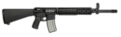 BCM SAM Rifle.