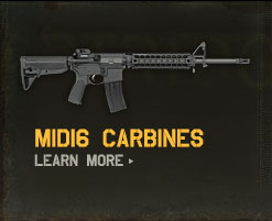 BCM Mid16 Carbines.
