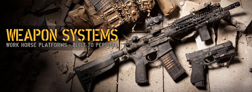BCM Weapon Systems.